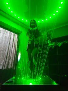 laserwoman nam-tara
